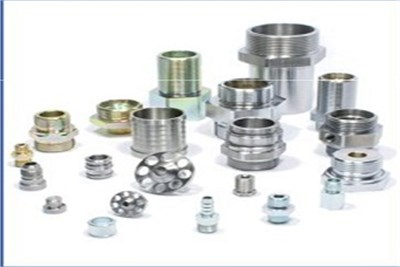 Precision Turned Components in Non- Ferrous