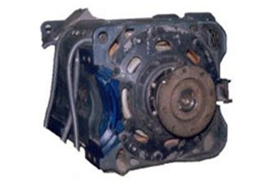 DC 90 Traction Motor