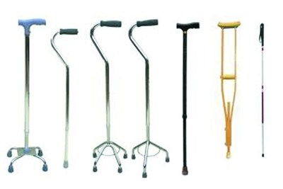 Walking Stick and Crutch
