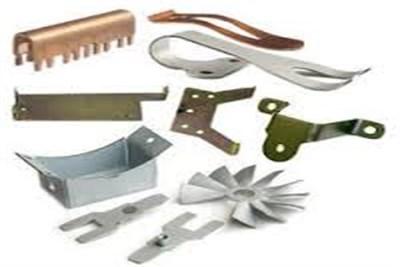 SS Sheet Metal Component