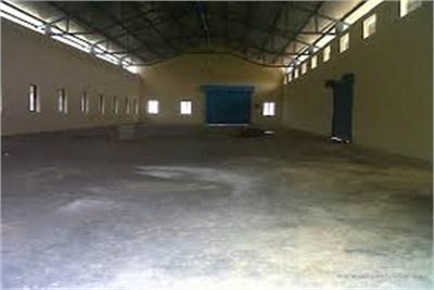 3500 sq ft plot of godown