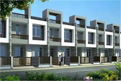 3BHK Row House at Koradi Road on rent