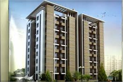 3BHK Flat at Clark Town for sale