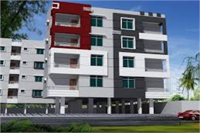 3BHK flat at Amarvati Road for sale