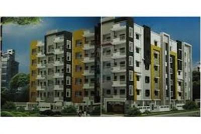 3 bhk flat at manish nagar