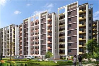 7 flats on 7 floors at ramdaspeth