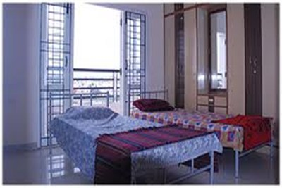 Single room attached toilet for girls / boys in nagpur at khare town