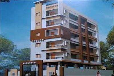 3 bhk flat in nagpur at congress nagar