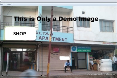 600sq.ft shop for office Purpose at Kamptee road in Nagpur