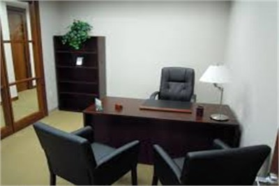office available at prime location at buldi on rent