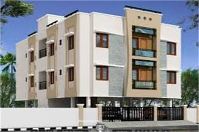 2bhk flat furnished at khamla
