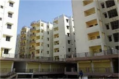 2bhk flat on 1st floor new construction in nagpur