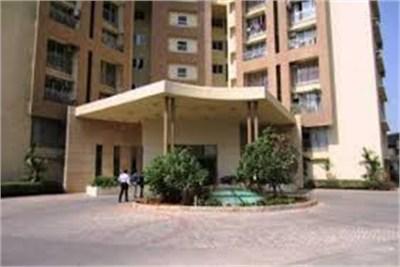 3bhk flat on 3rd floor at nagpur