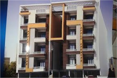 3bhk flat on 7th floor at nagpur