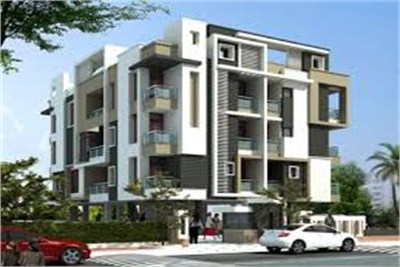 2bhk flat with 2 toilets at nagpur