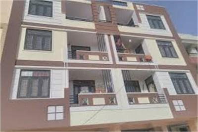 3bhk flat on 2nd floor at nagpur