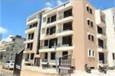 3bhk semi furnished flat at nagpur