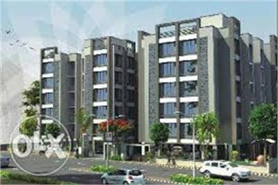 2bhk flat at LIC square nagpur