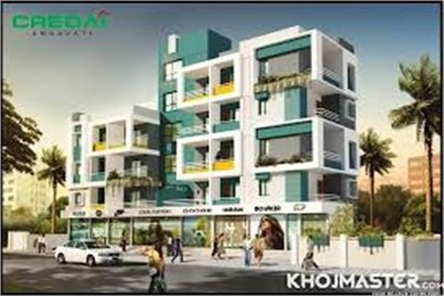 3bhk flat at amravati road nagpur
