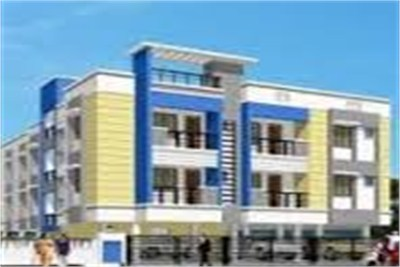 2bhk fully furnished flat on 1st floor