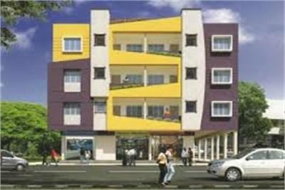 2bhk flat at prime location in bharat nagar nagpur