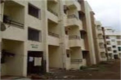 2bhk semi furnished flat at nagpur