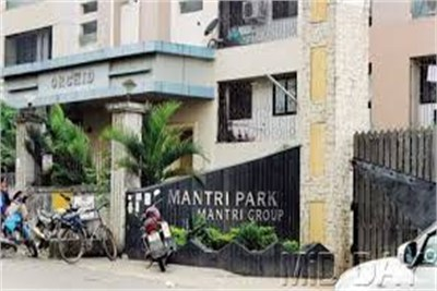 3bhk flat on 2nd floor at medical square nagpur