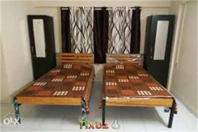 furnished flat on rent for girls