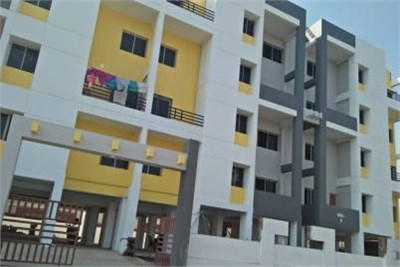 Flat for sale at Byramji Town