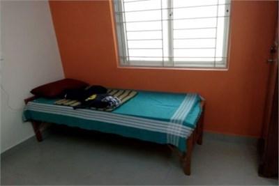 Bachelors room at Laxmi Nagar