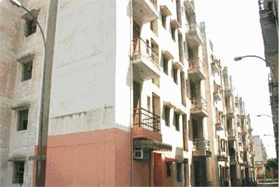 Flat for rent at Varma Layout