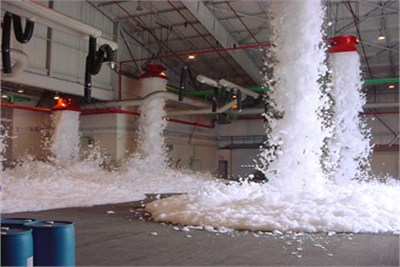 Foam Based Fire Suppression Systems