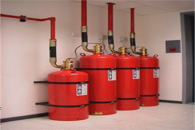 Fire Extinguisher System