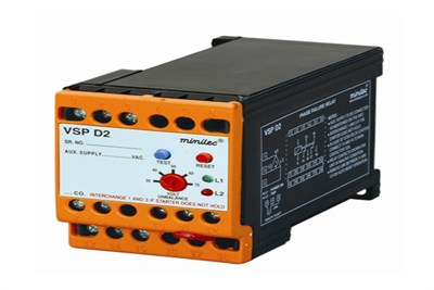 Phase Failure Relays  VSP D2