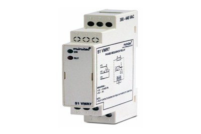 Phase Failure Relays  S1 VMR7