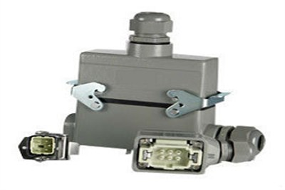 16 AMP Hevy Duty Connector(Bottom Close) Side Entry