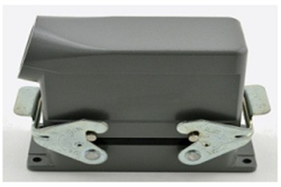 32 AMP Hevy Duty Connector(Bottom Open) Side Entry