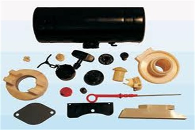 Wide Range Of Plastic components