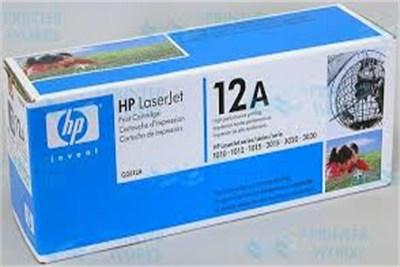 HP 12 A TONER CARTRIDGE