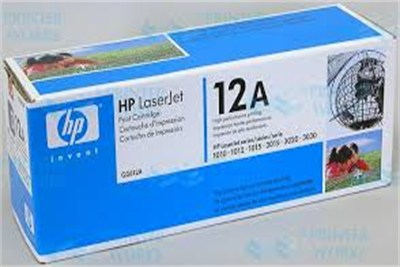 HP 12 A TONER CARTRIDGE