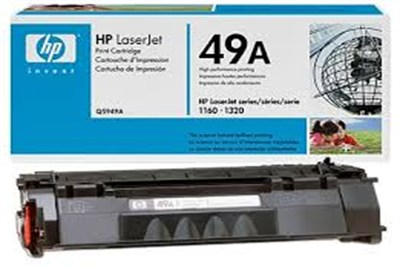HP 49 A TONER CARTRIDGE