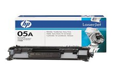 HP 05 A TONER CARTRIDGE