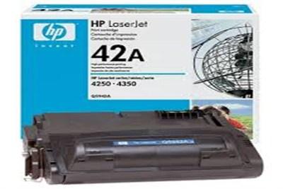 HP 42 A TONER CARTRIDGE