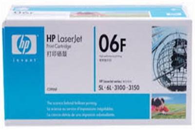 HP 06 F TONER CARTRIDGE