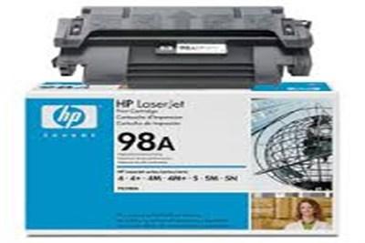 HP 98 A TONER CARTRIDGE