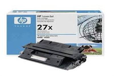 HP 27 X TONER CARTRIDGE
