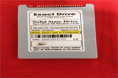 CANON IR 2230/2830/3530 HARD DISK EXTRACT SSD