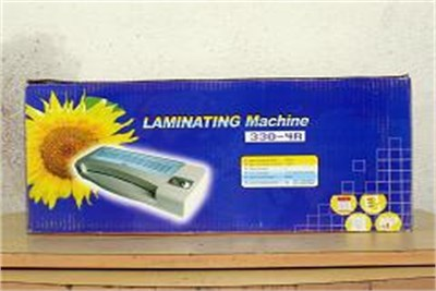 330 T LAMINATION MACHINE