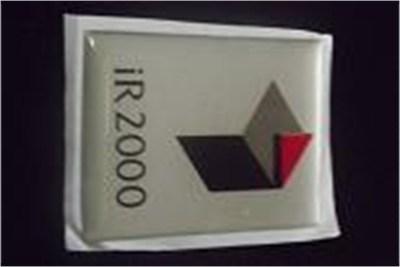 CANON IR 1600/2000 FRONT DOOR STICKER