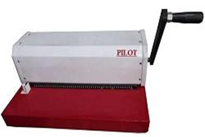 spairal binding machine pilot A|3